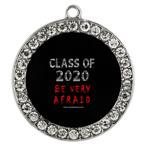 Be Very Afraid - Class of 2020 Graduation Bracelets