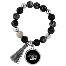 Load image into Gallery viewer, 2020 Graduation Charm Bracelet