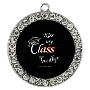 Kiss My Class Goodbye - Graduation Charm Bracelets 2020