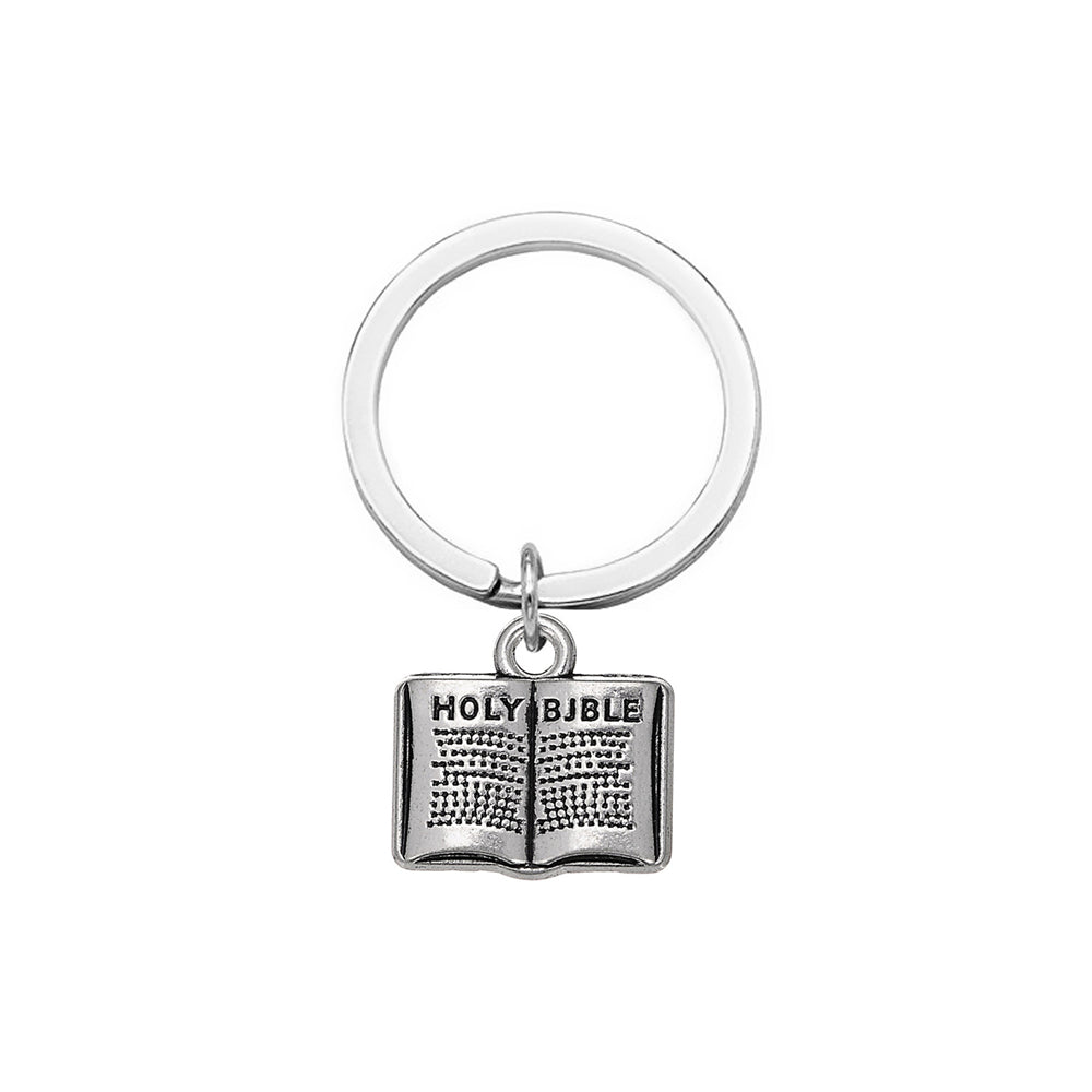 Class of 2018 holy bible keyring