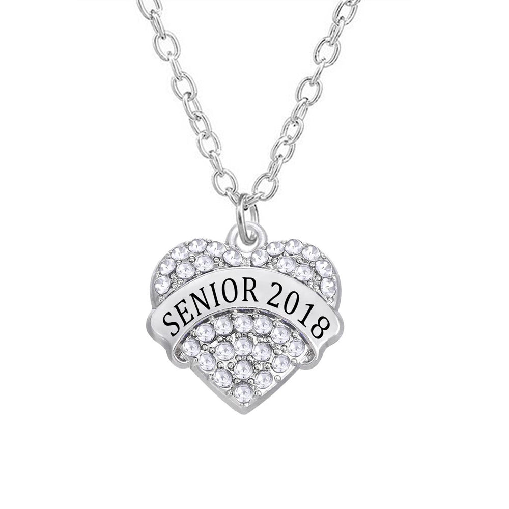Class of 2018 necklace by my class shop.