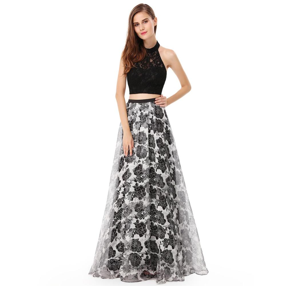 Beautiful Prom Dress-Two piece prom dresses