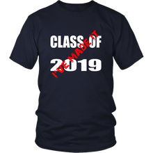 Load image into Gallery viewer, Class T shirts 2019 - I Have Made It - Navy