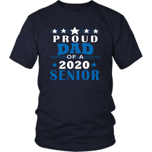 Load image into Gallery viewer, Proud Dad Of A 2020 Senior