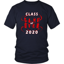 Load image into Gallery viewer, Game Over - Senior Class Shirts Ideas