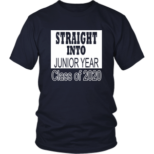 Straight Into - Junior Class Shirts