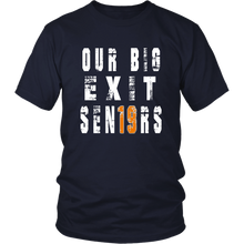 Load image into Gallery viewer, Class shirts 2019 - Our Big Exit - Navy