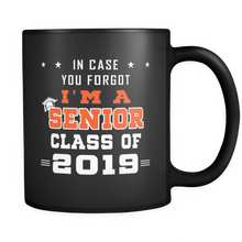 Load image into Gallery viewer, I'm A Senior - 2019 Graduation Mug
