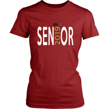 Load image into Gallery viewer, Senior - Class of 2019 T shirts - Red