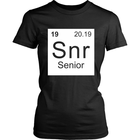 Senior - Women's Senior Shirt 2019