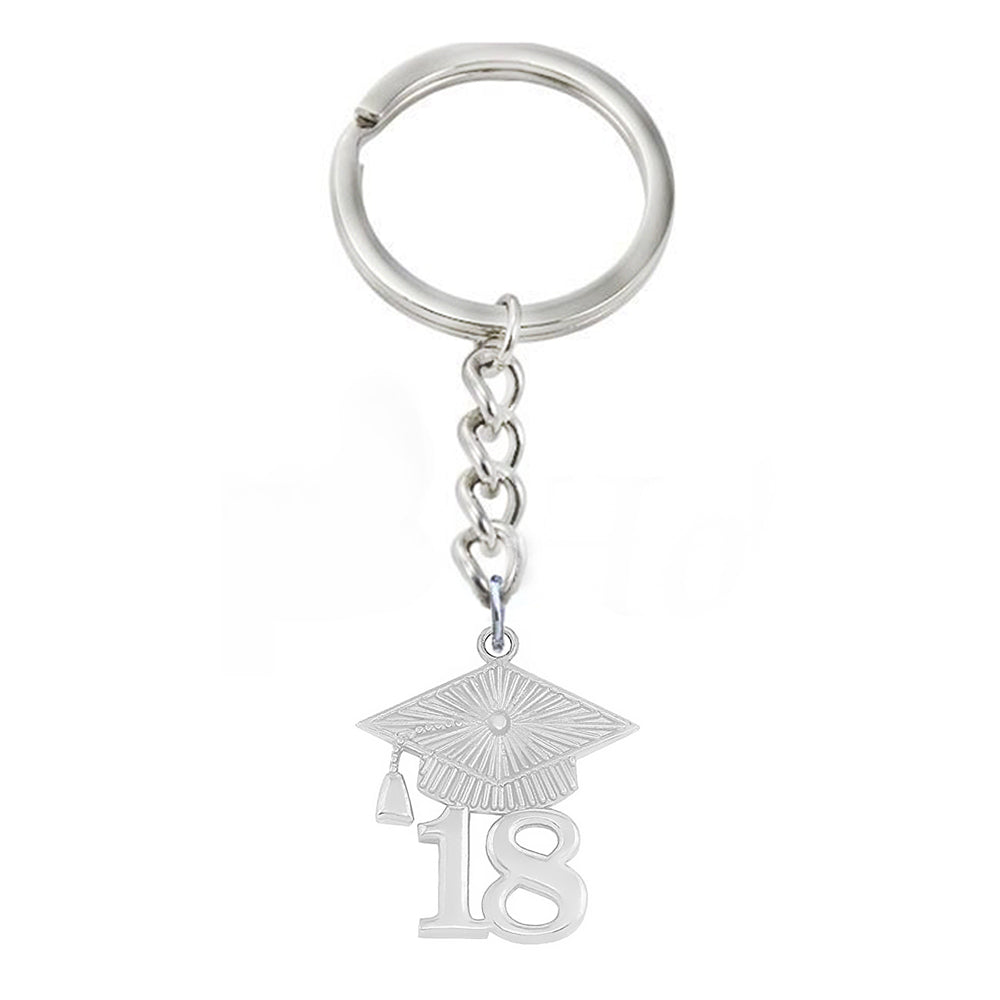 Graduation 2018 class collection keychain