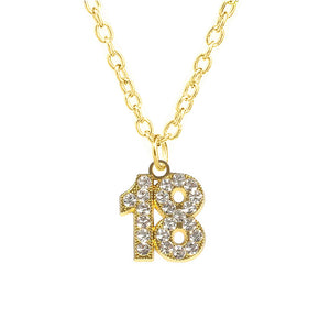 2018 necklace for sen18rs
