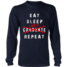 Load image into Gallery viewer, Eat Sleep I D18 It - Class of 2018 T-shirt