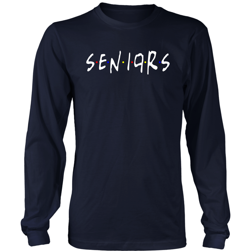 Sen19rs - Class of 2019 Long Sleeve Shirt