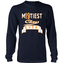 Load image into Gallery viewer, Class of 2019 shirt designs - M19tiest Class - Navy
