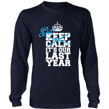 Load image into Gallery viewer, Go Crazy - Class Of 2019 Shirt Slogans - Navy