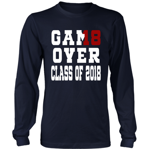 class of 2018 shirt ideas