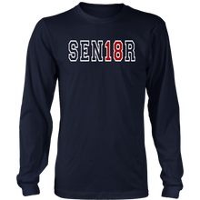 Load image into Gallery viewer, Finishing What We Started - Class of 2018 Shirts