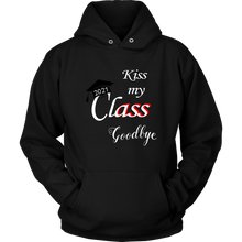Load image into Gallery viewer, Class Of 2021 Hoodies - Kiss My Class Goodbye