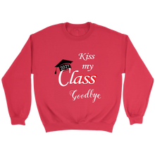Load image into Gallery viewer, Class Of 2021 Sweatshirts - Kiss My Class Goodbye