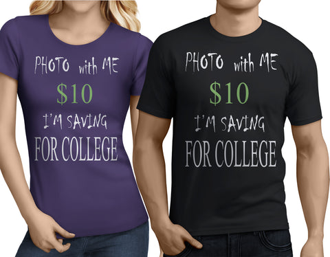 I'm Saving For College - My Class Shop
