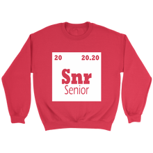 Load image into Gallery viewer, Periodic Element - Senior 2020 Hoodie