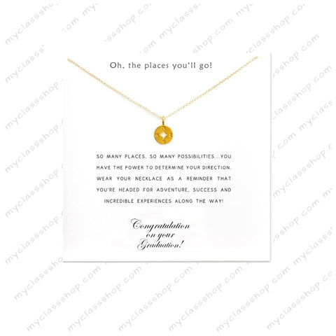 Oh the places you'll go - Graduation Gifts 2018