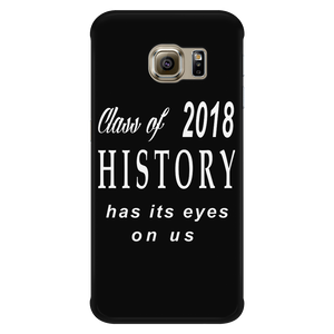 Class of 2018 History - Class of 2018 phone case designs
