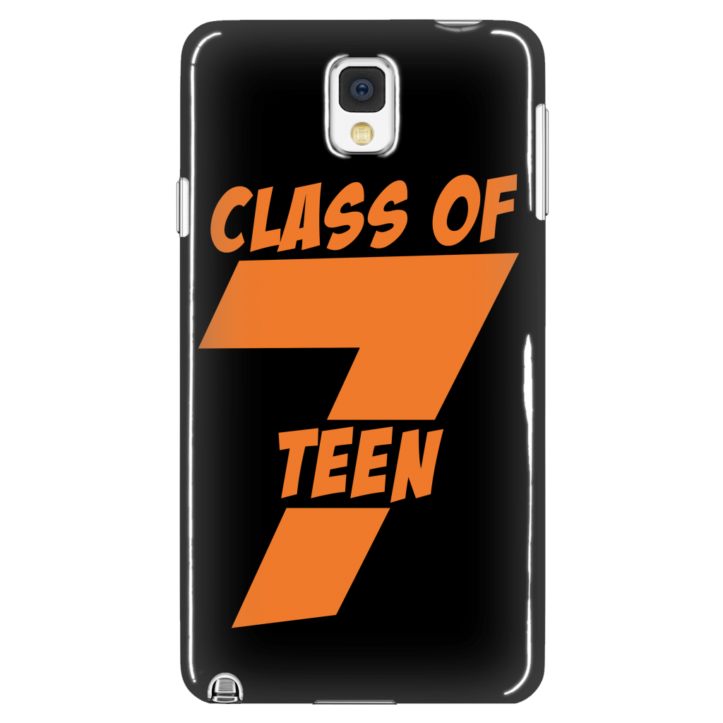 Class of 7Teen - Phone Cases - My Class Shop