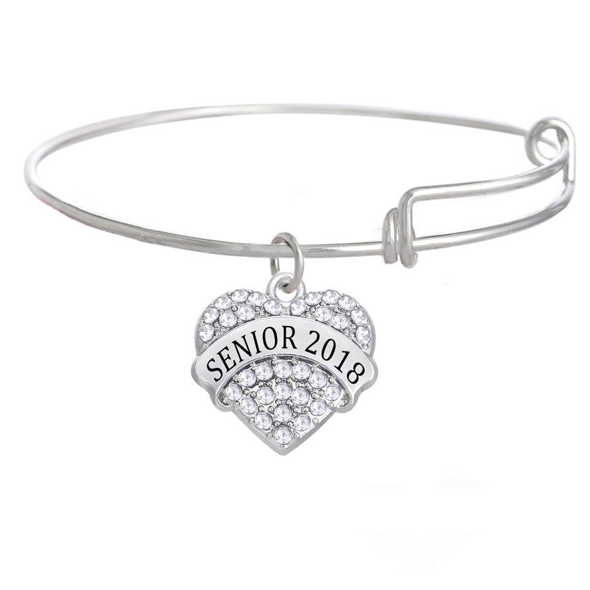 Senior heart bracelet class collection 2018