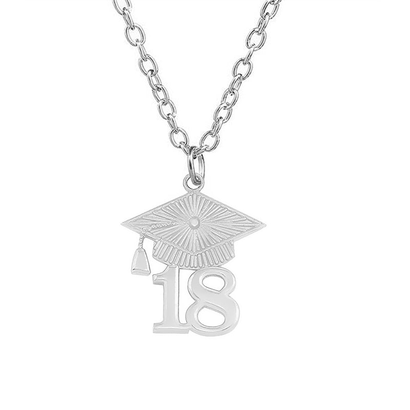 Sen18rs class of 2018 necklace