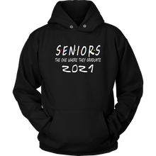 Load image into Gallery viewer, Class Of 2021 Hoodie - Seniors Graduate