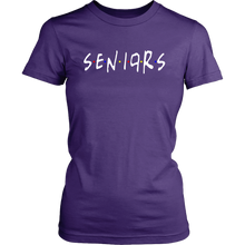 Load image into Gallery viewer, Sen19rs - Women's Senior Shirt 2019
