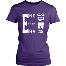 Load image into Gallery viewer, End Of An Era - 2019 Women's Senior Shirts