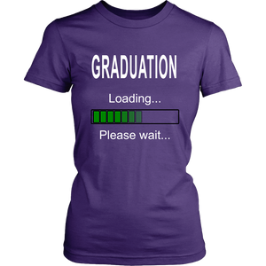 Graduation Loading - 2019 Senior Women's Shirts