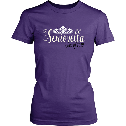 Seniorella - Class of 2019 Women's Shirt