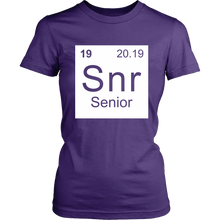 Load image into Gallery viewer, Senior - Women's Senior Shirt 2019