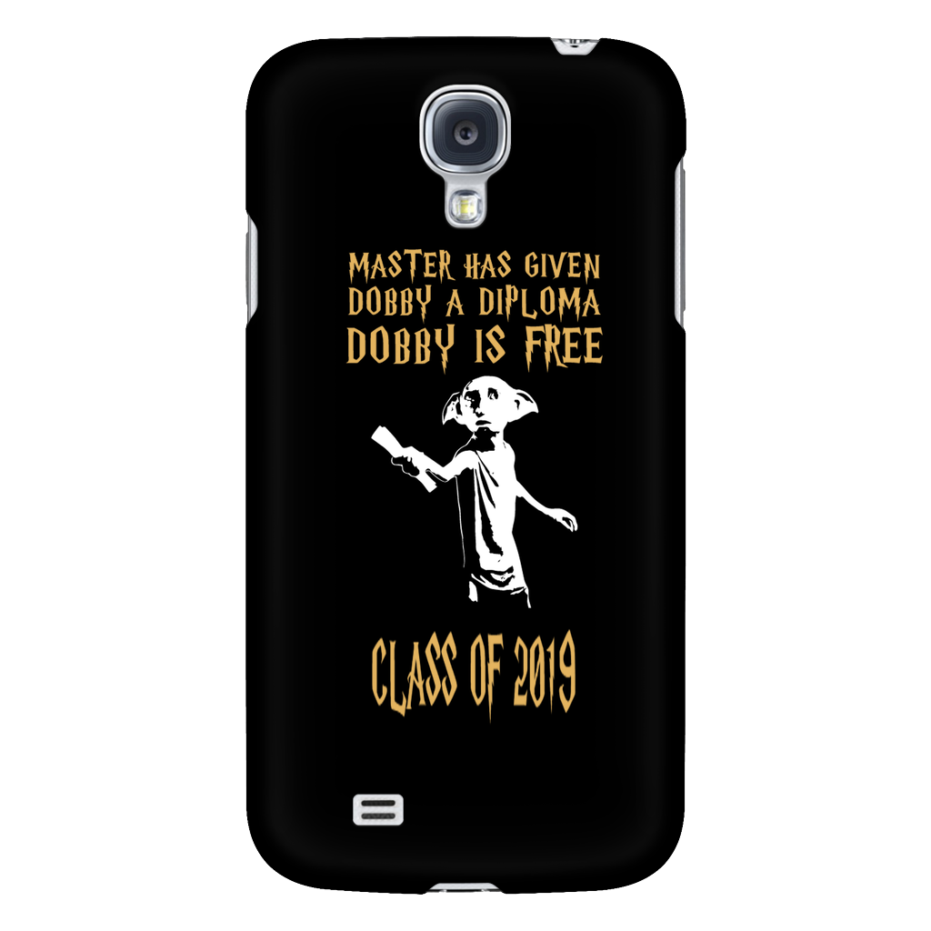 Dobby Is Free - Class of 2019 Phone Cases