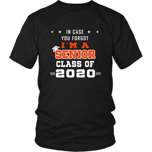 Senior Class Shirt Designs 2020