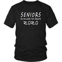 Load image into Gallery viewer, Seniors The One Where They Graduate - Class Of 2020