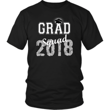Load image into Gallery viewer, 2018 Grad Squad T shirts - Graduation Shirts For Family