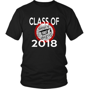 We love designing different class of 2018 shirts