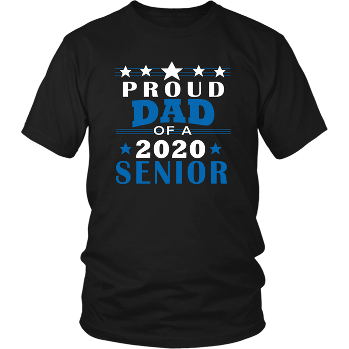 Proud Dad Of A 2020 Senior