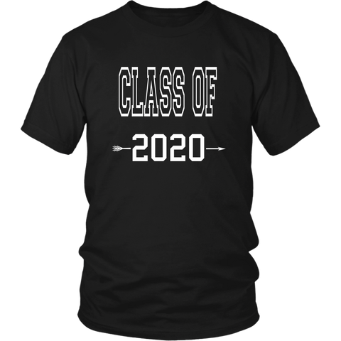 Class Shirts 2020 - Unique Designs - Black