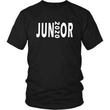 Load image into Gallery viewer, Junior Class Shirts 2020 - Black