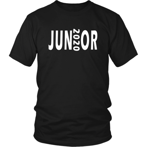 Junior Class Shirts 2020 - Black