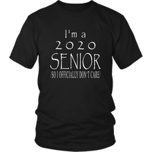 Load image into Gallery viewer, Senior T-shirts 2020