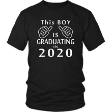 Load image into Gallery viewer, Class Of 2020 Shirts Slogans