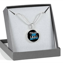 Load image into Gallery viewer, Follow Our Lead - Graduation Necklace