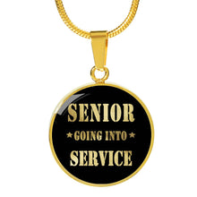 Load image into Gallery viewer, Senior Going Into Service - Graduation Necklaces For Her